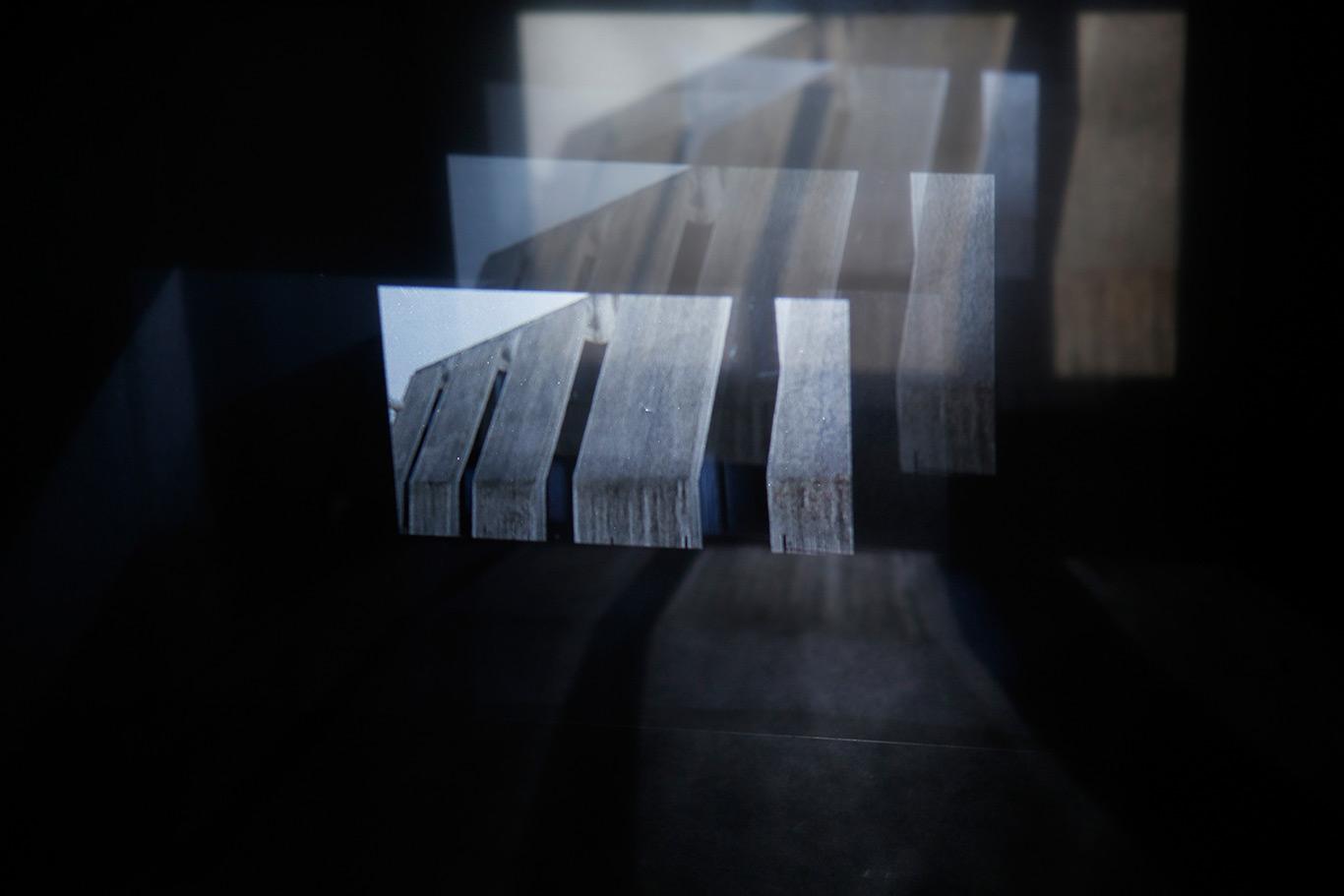 Kaltrina Ahmetaj «Screen, Space, Image.» | Visuelle Kommunikation, Diplom Master  2016