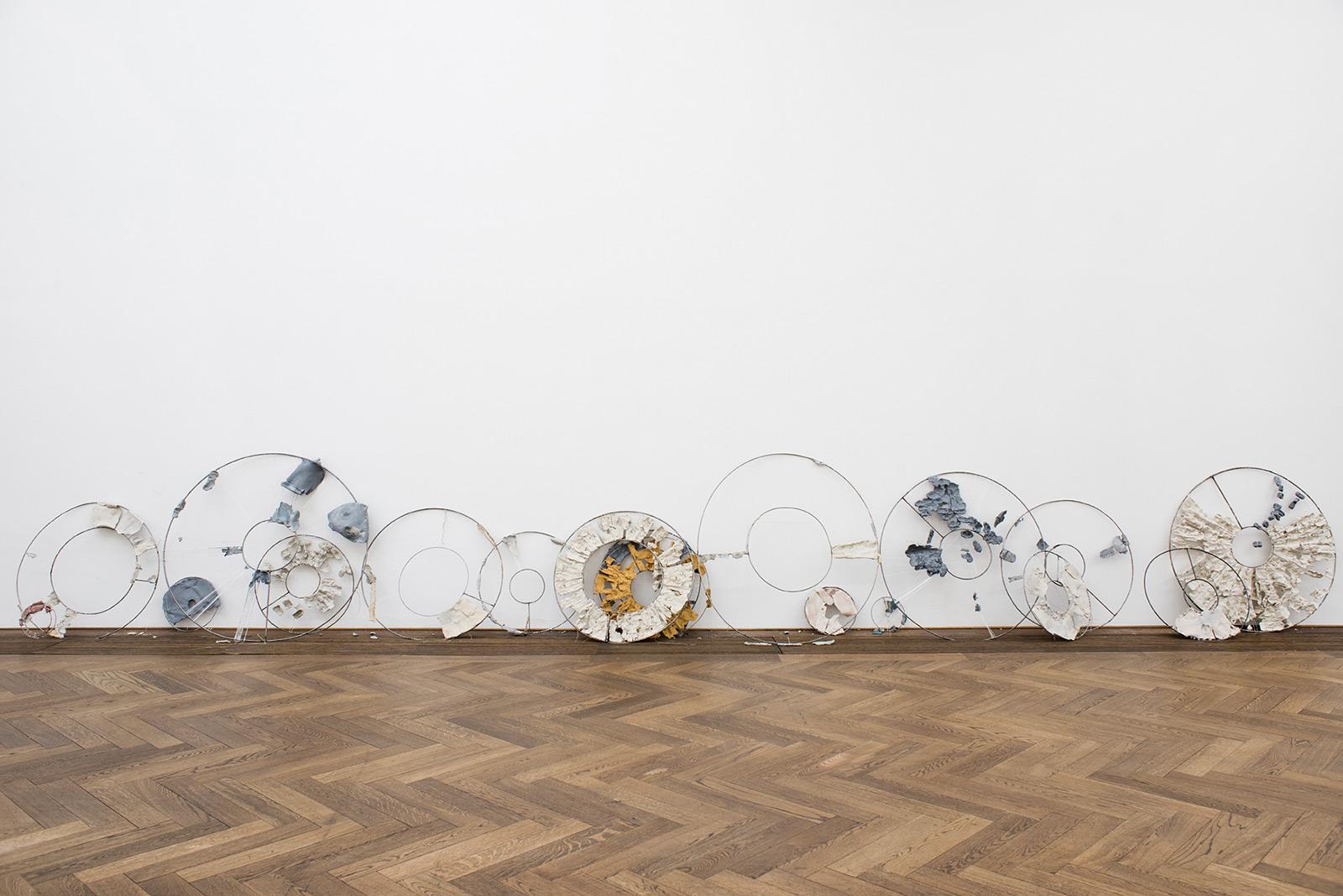 Klara Frick «rauh blau blau blei»  | Institut Kunst, Diplom Bachelor 2016