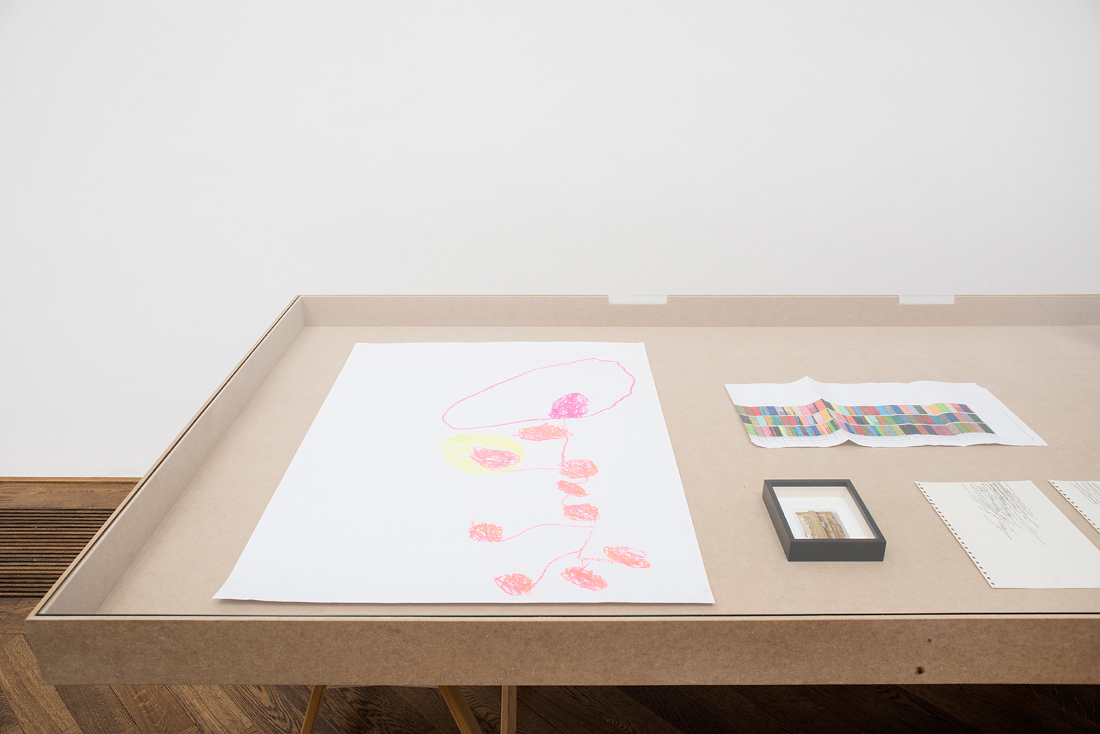 Lara Gysi «Bedürfniskolonie» | Institut Kunst, Master 2016,