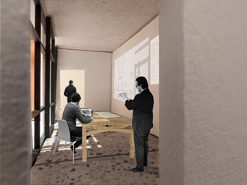 Innenarchitektur Und Szenografie Basel noel michel diplom 2016 hgk fhnw