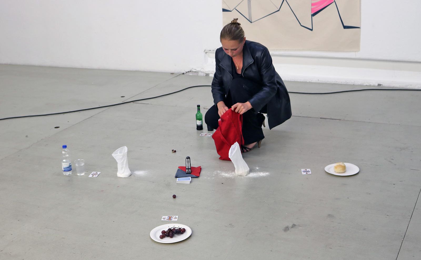 Anastasija Kadiša «Cartographer» | Institut Kunst, Master 2016