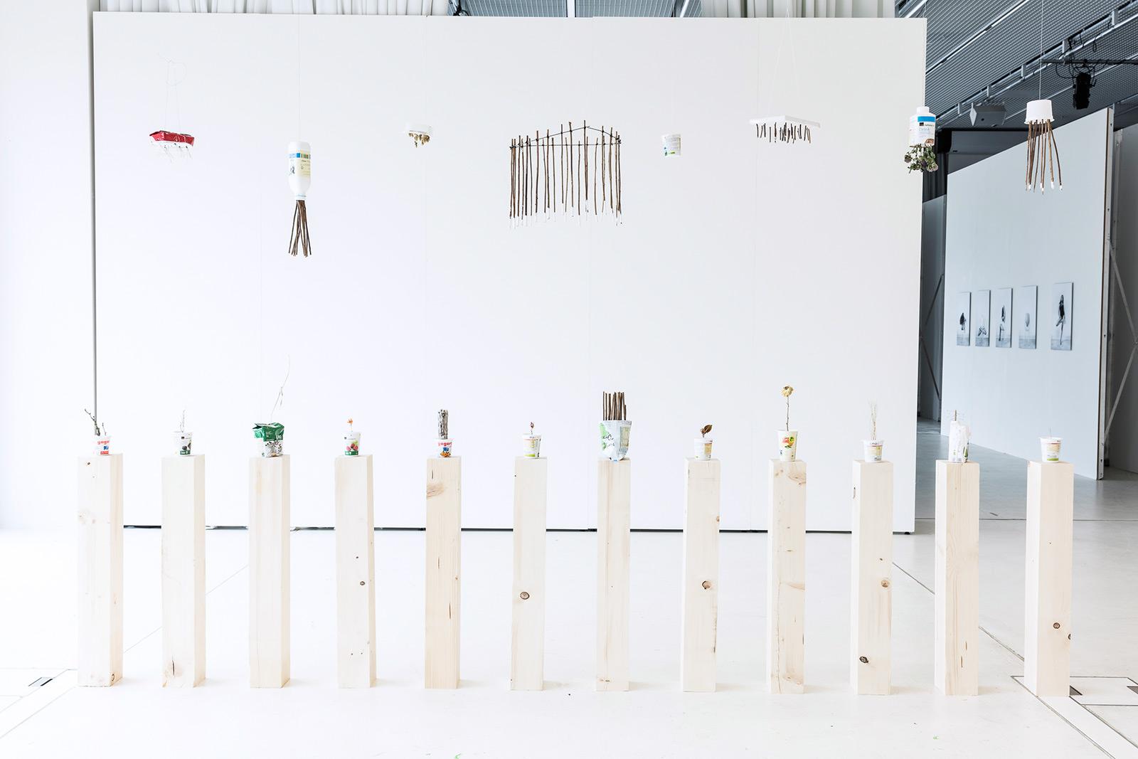 Lara Bachmann «Gleich aber anders» | LGK Lehrberufe für Gestaltung und Kunst, Diplom 2016