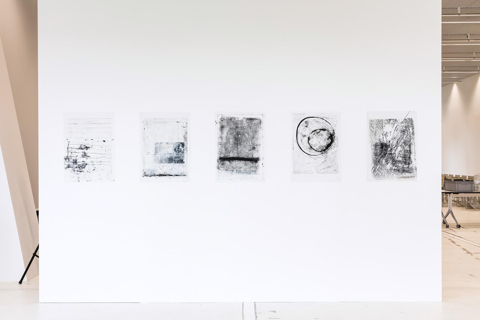Martina Ettlin «ohne Titel» | LGK Lehrberufe für Gestaltung und Kunst, Diplom 2016