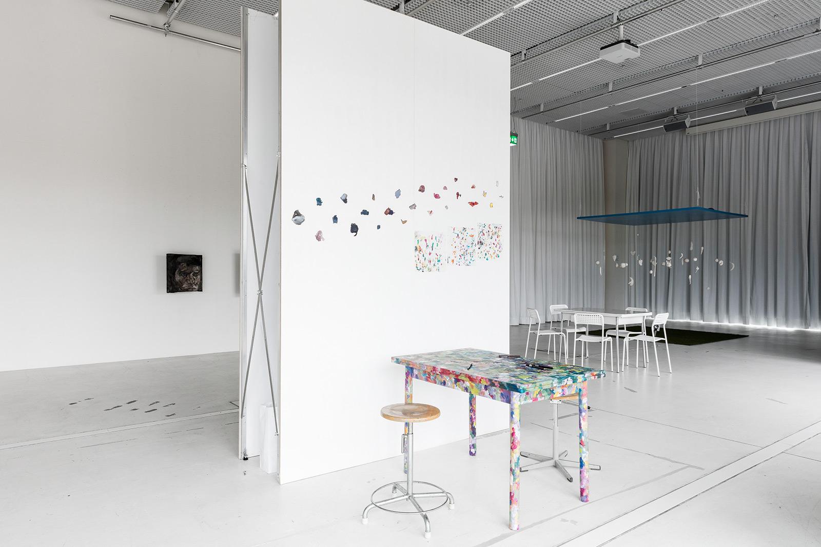 Sonja Käser «Erfleckte Freude» | LGK Lehrberufe für Gestaltung und Kunst, Diplom 2016