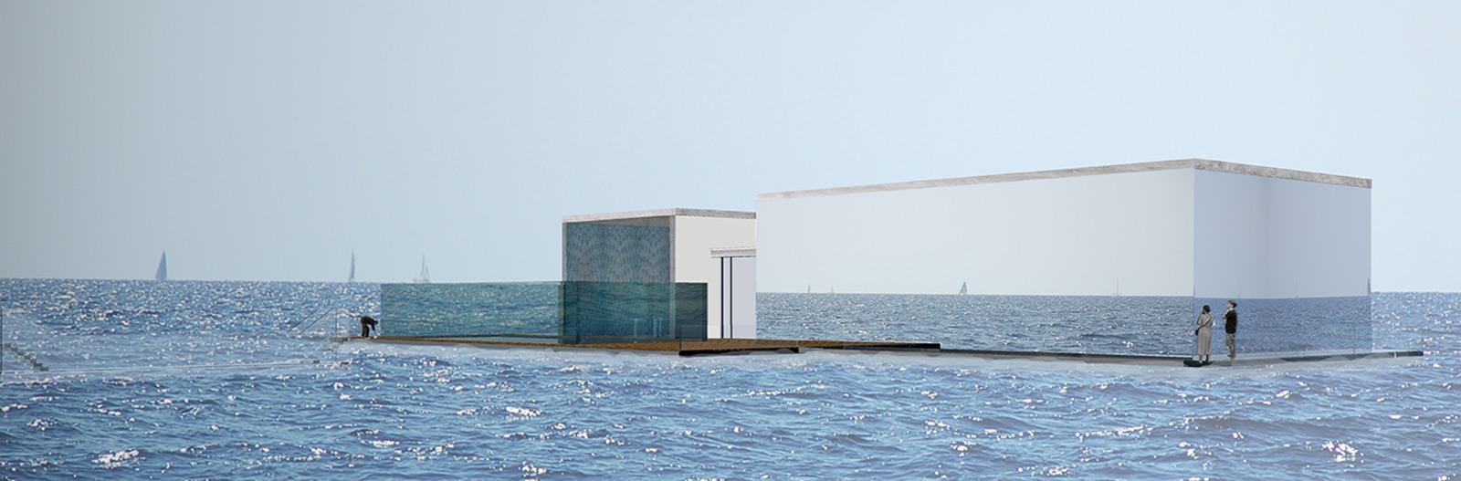 Susanna Lombardo «Das Wasserschloss» | Innenarchitektur und Szenografie, Diplom 2016