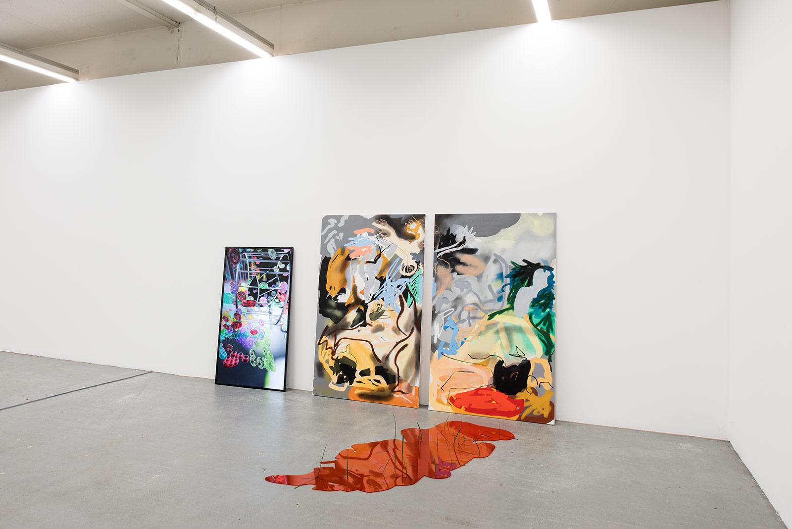 Katrin Niedermeier – Institut Kunst, Diplom 2017