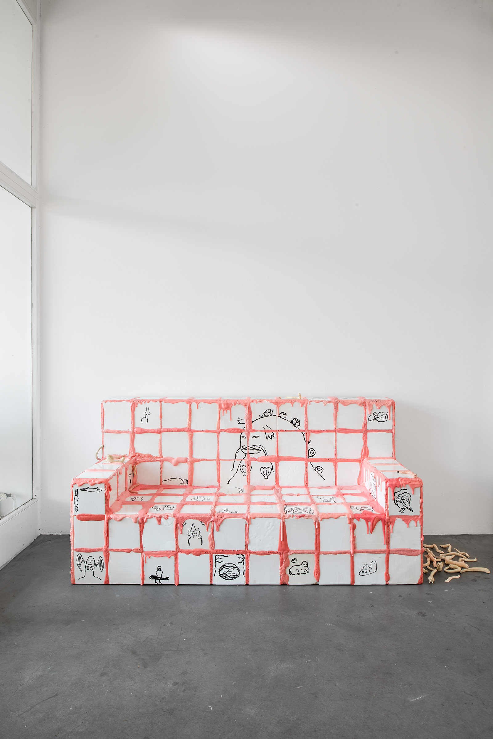 Manuela Cossalter – Institut Kunst, Diplom 2017