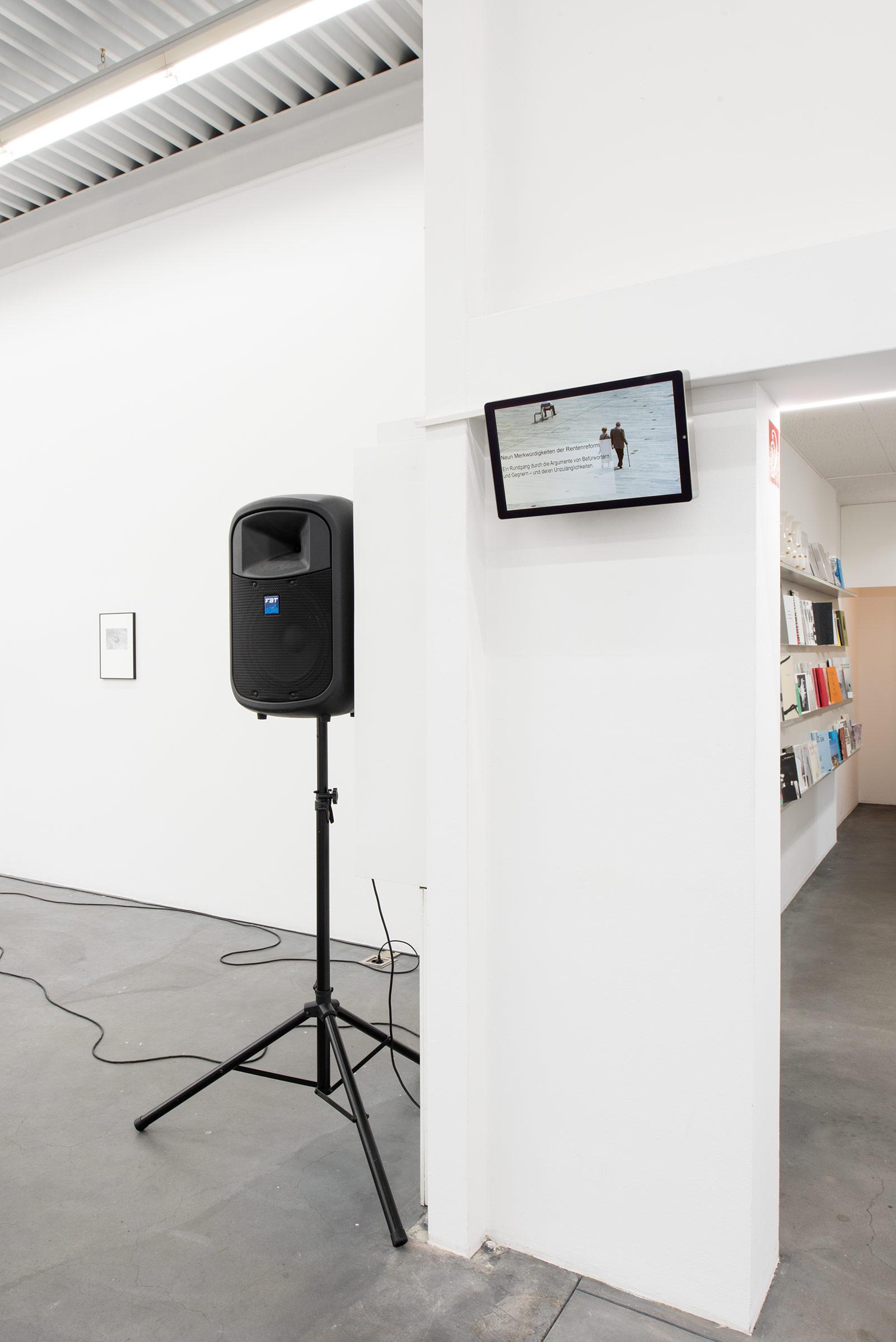 Robin Michel – Institut Kunst, Diplom 2017