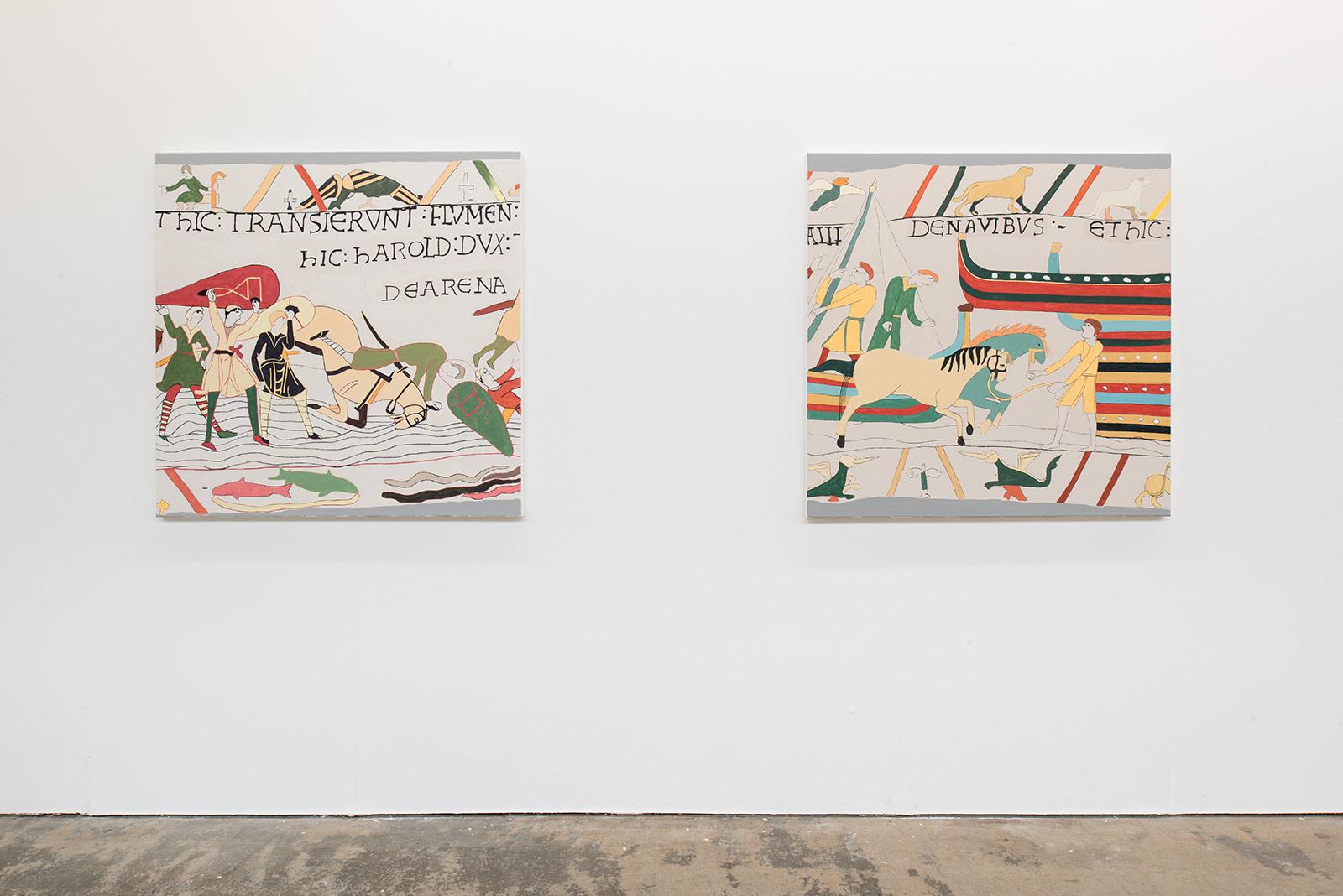 Simon Wyss – Institut Kunst, Diplom 2017