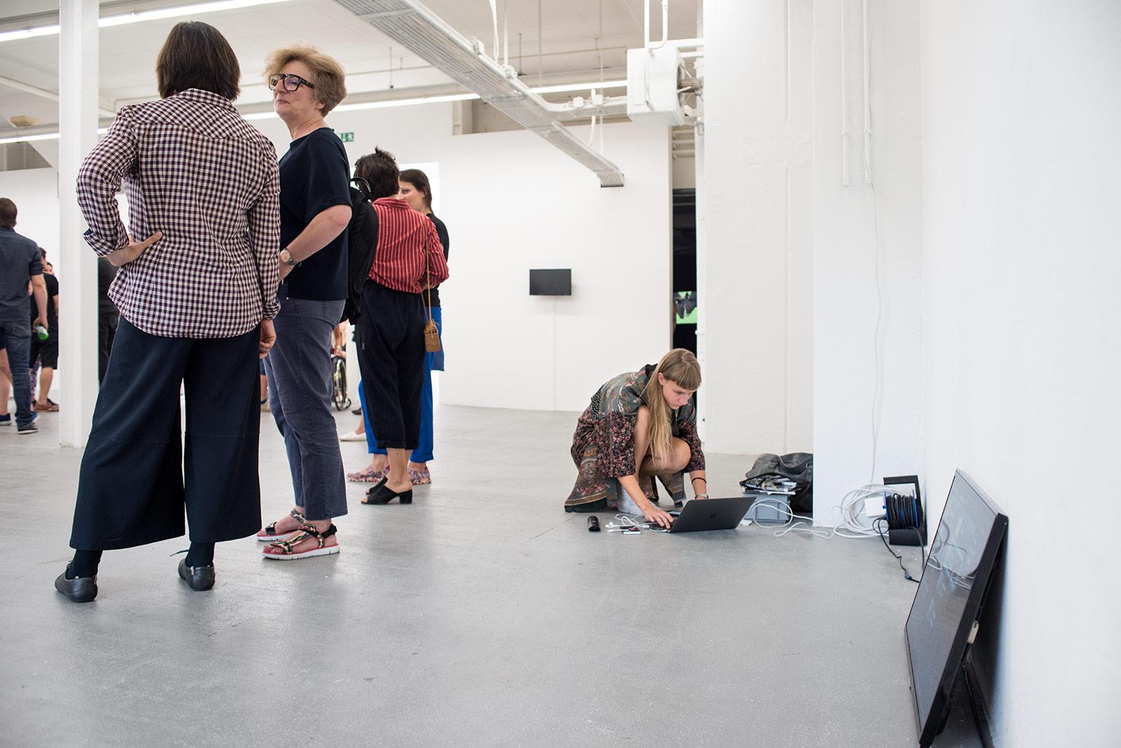 Jérome Leuba – Institut Kunst, Diplom 2017