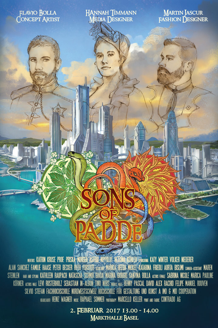 Martin Jascur – Sons of Paddė