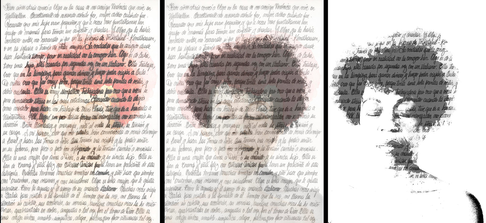 Natalia Rojas Bilbao – Stereotypes of Identity