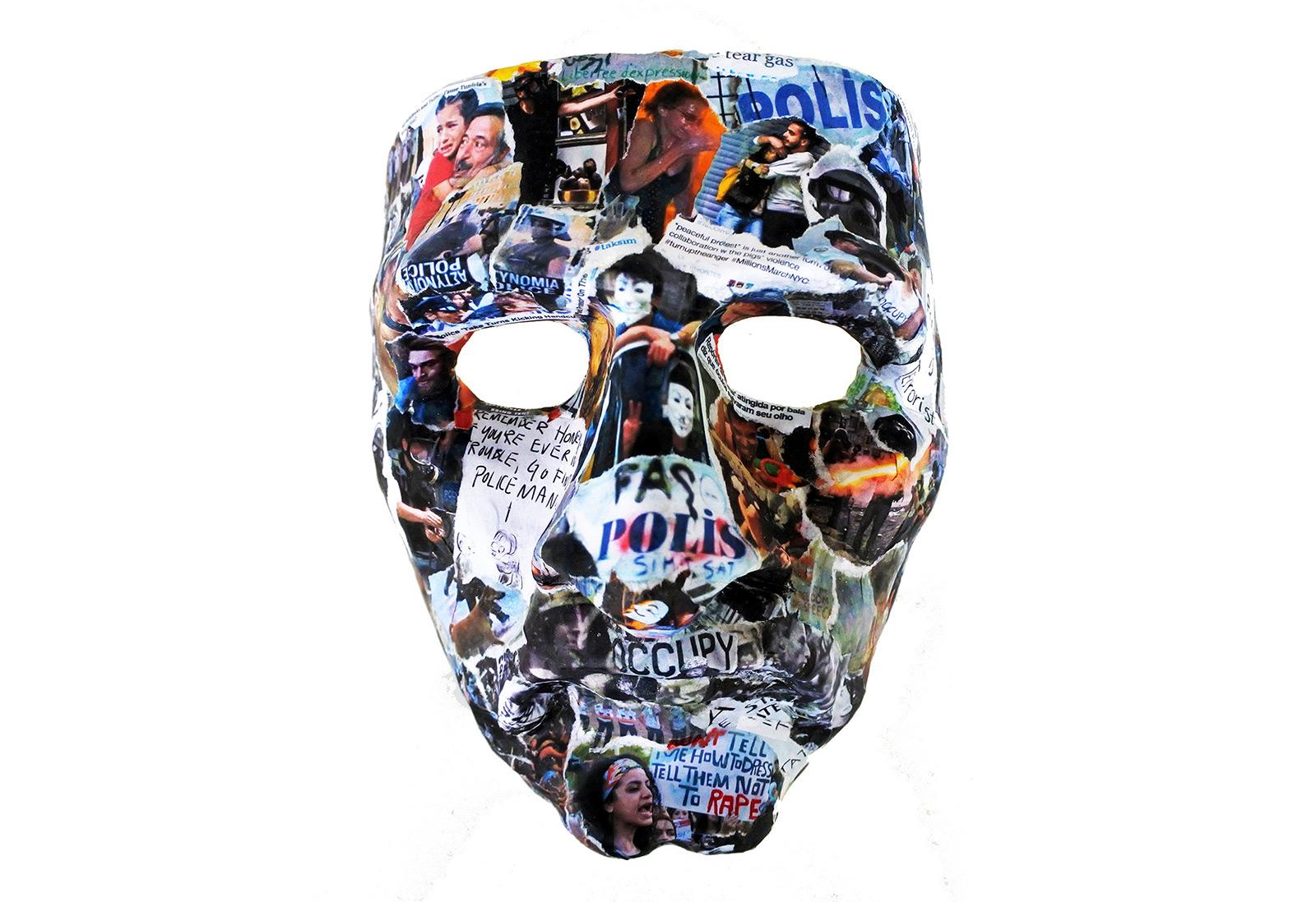 Özge Barut – Masquerade beyond Boundaries