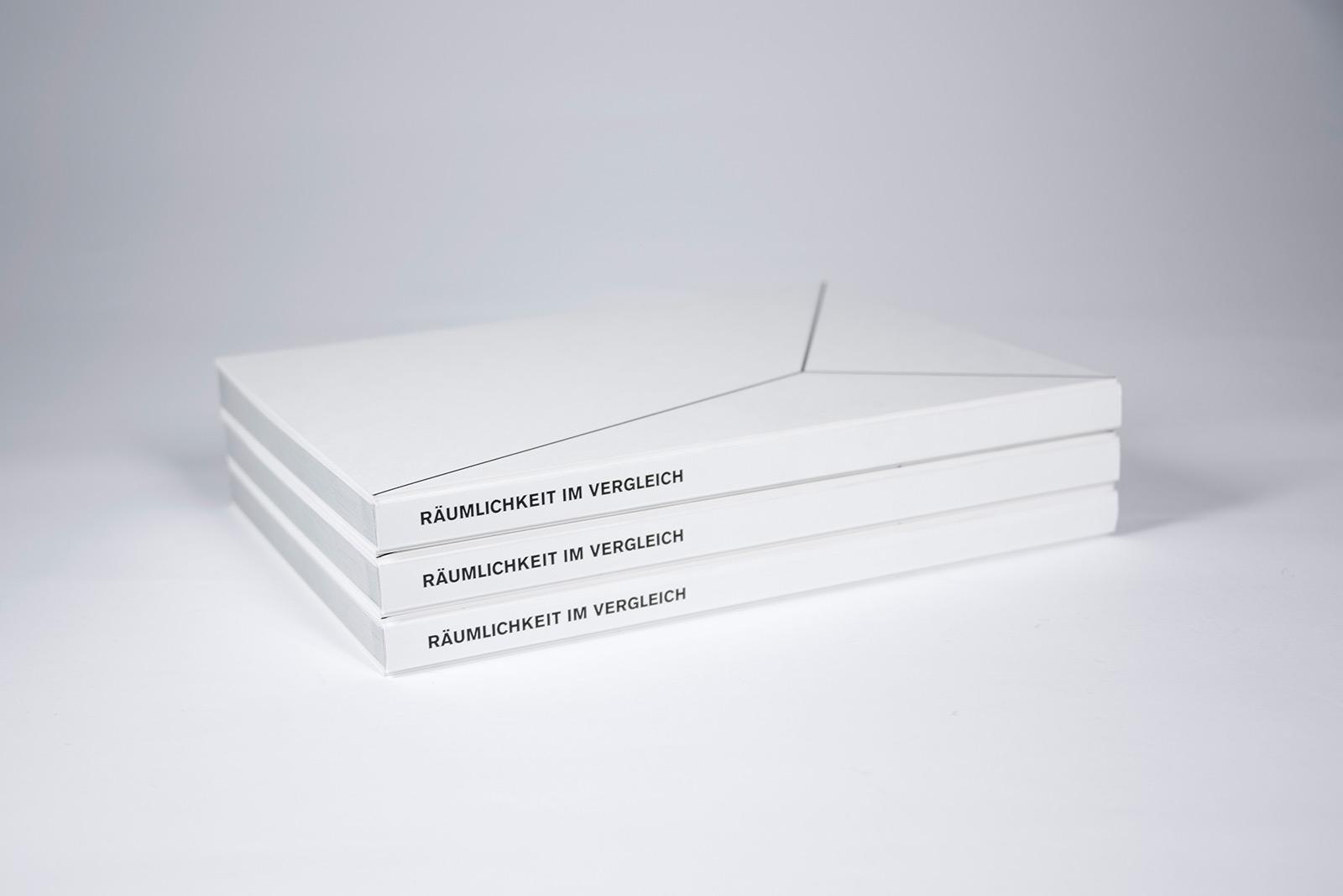 Raphael Vollenweider – Räumlichkeit im Vergleich