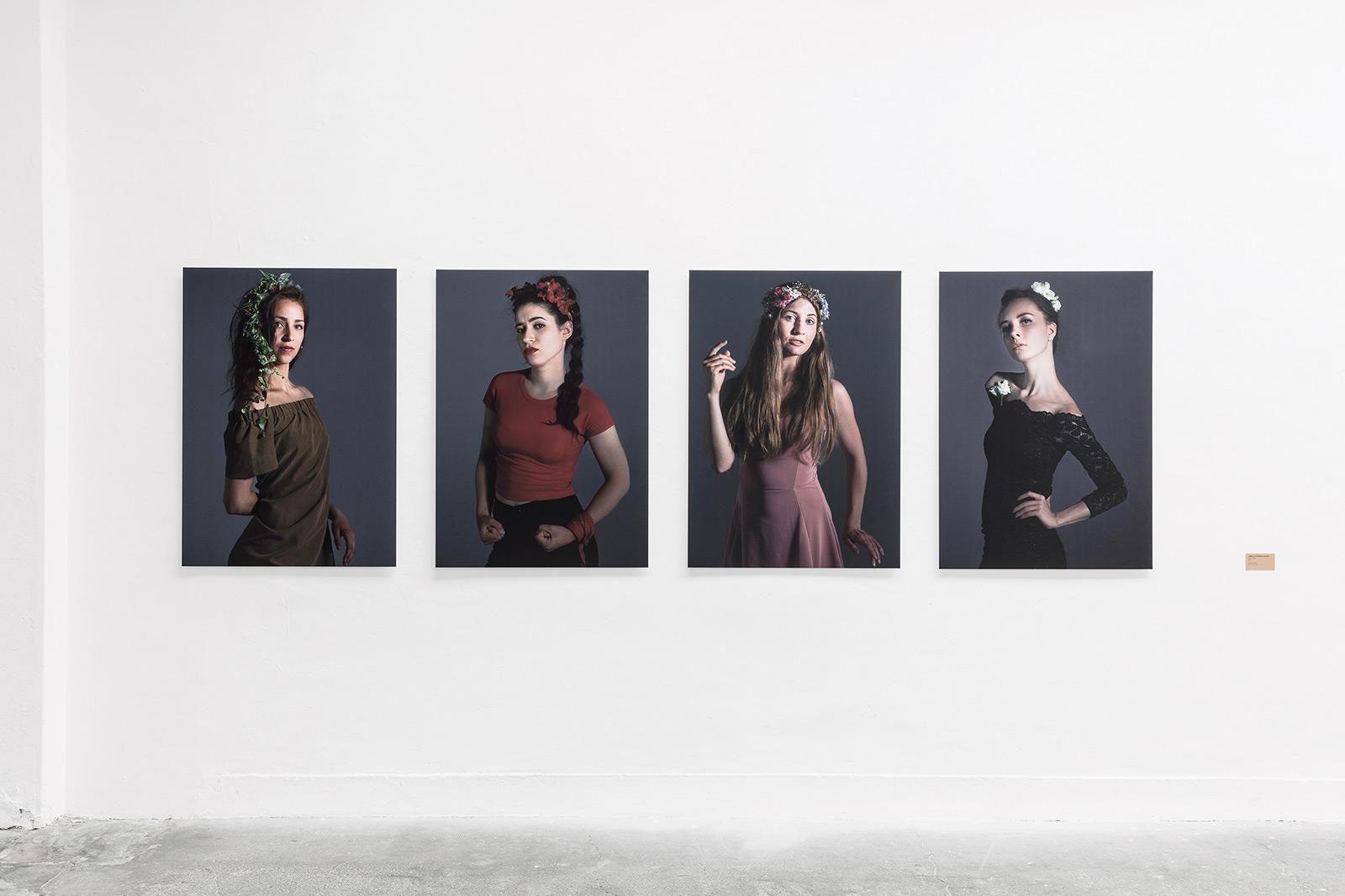 Carina Schmid – Mulier Fortis