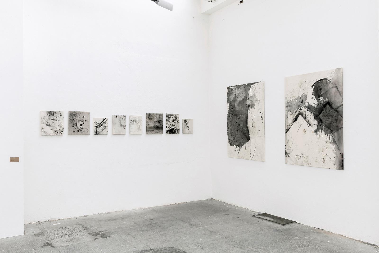 Corina Thommen – Spuren I, II, III