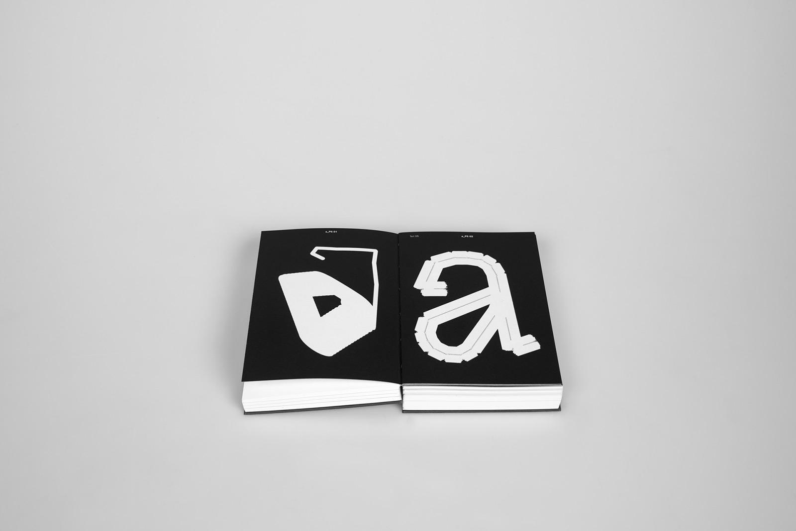 Venesa Sadrijaj – Wirkung von Buchstabenformen