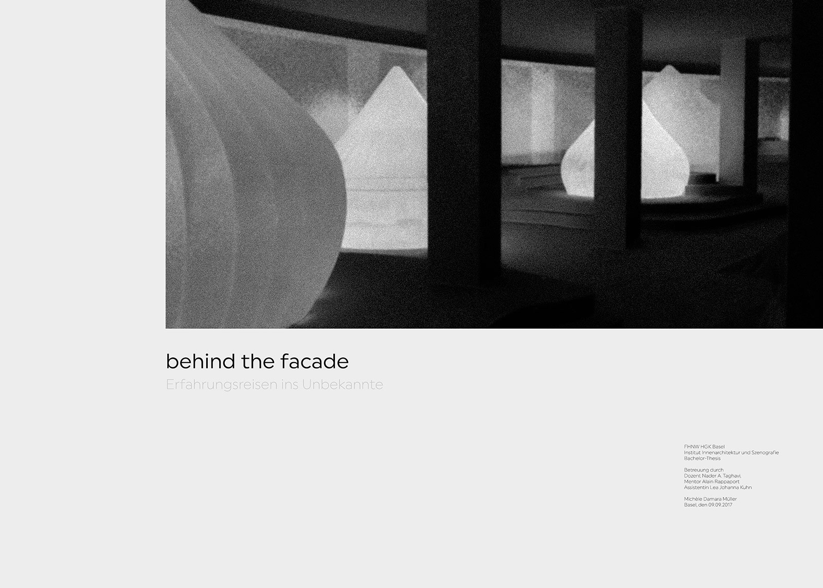 Michèle Müller – behind the facade